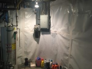 Boston Wet Basement Waterproofing Company